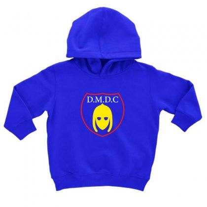 Dmdc Logo Toddler Hoodie Designed By Oktaviany
