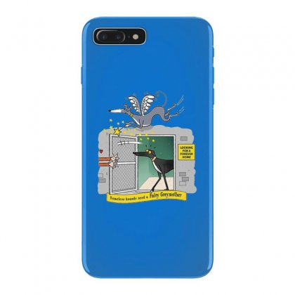 Greyhound Antlers Iphone 7 Plus Case Designed By Oktaviany