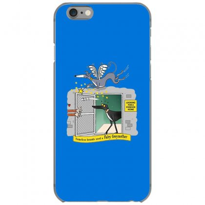 Greyhound Antlers Iphone 6/6s Case Designed By Oktaviany