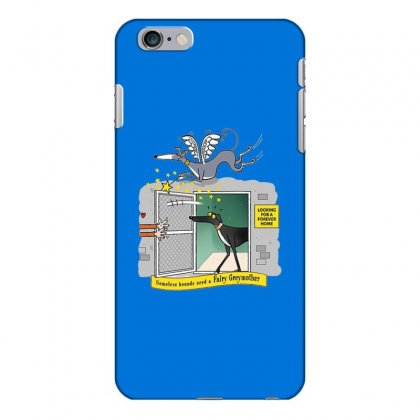 Greyhound Antlers Iphone 6 Plus/6s Plus Case Designed By Oktaviany