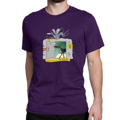 Greyhound Antlers Classic T-shirt Designed By Oktaviany