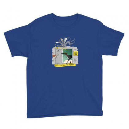 Greyhound Antlers Youth Tee Designed By Oktaviany