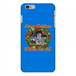 merry christmas shitter full iPhone 6 Plus/6s Plus Case | Artistshot