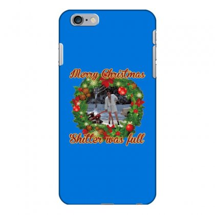 Merry Christmas Shitter Full Iphone 6 Plus/6s Plus Case Designed By Oktaviany