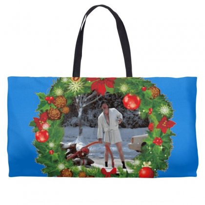 Merry Christmas Shitter Full Weekender Totes Designed By Oktaviany