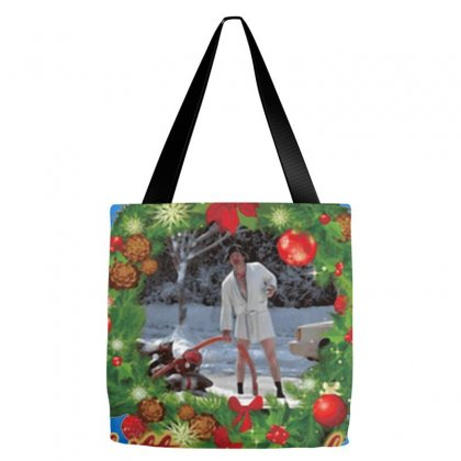 Merry Christmas Shitter Full Tote Bags Designed By Oktaviany
