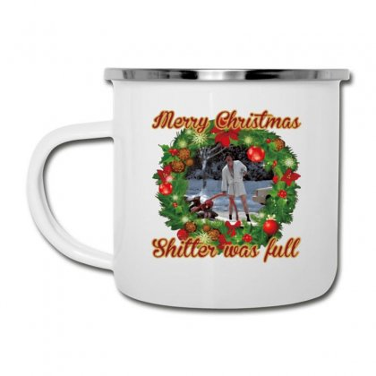 Merry Christmas Shitter Full Camper Cup Designed By Oktaviany