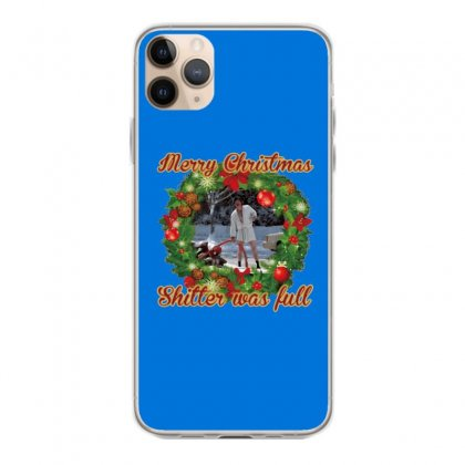 Merry Christmas Shitter Full Iphone 11 Pro Max Case Designed By Oktaviany