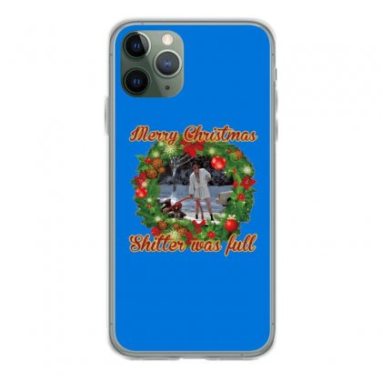 Merry Christmas Shitter Full Iphone 11 Pro Case Designed By Oktaviany