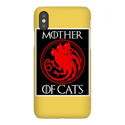 The Mother Cats Iphonex Case Designed By Oktaviany