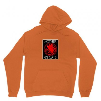 The Mother Cats Unisex Hoodie Designed By Oktaviany