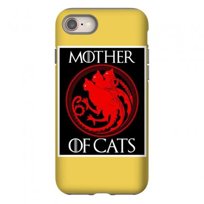 The Mother Cats Iphone 8 Case Designed By Oktaviany