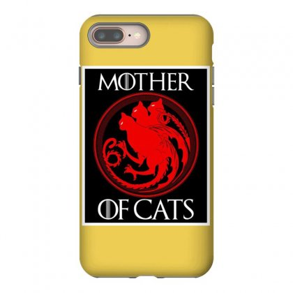 The Mother Cats Iphone 8 Plus Case Designed By Oktaviany