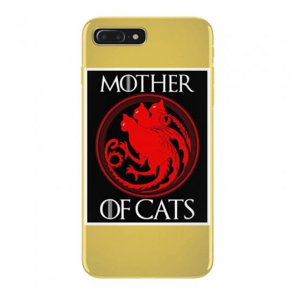 The Mother Cats Iphone 7 Plus Case Designed By Oktaviany