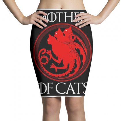 The Mother Cats Pencil Skirts Designed By Oktaviany