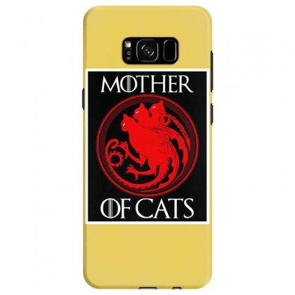 The Mother Cats Samsung Galaxy S8 Case Designed By Oktaviany