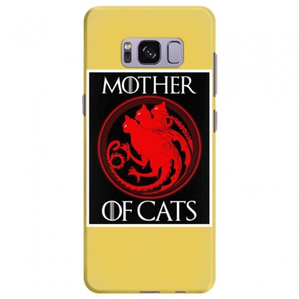 The Mother Cats Samsung Galaxy S8 Plus Case Designed By Oktaviany