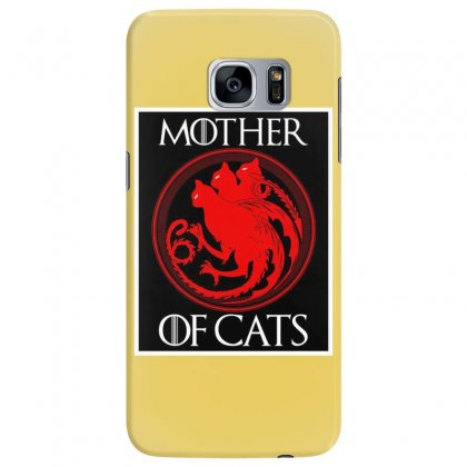 The Mother Cats Samsung Galaxy S7 Edge Case Designed By Oktaviany