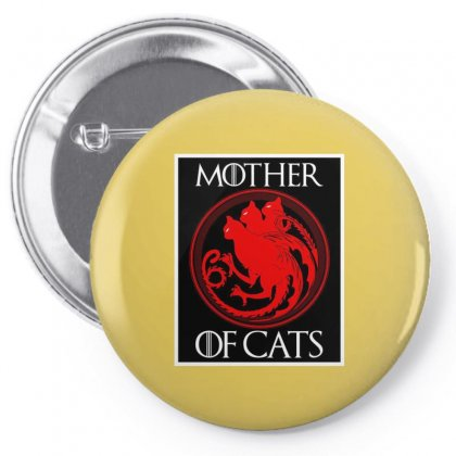 The Mother Cats Pin-back Button Designed By Oktaviany