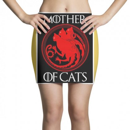 The Mother Cats Mini Skirts Designed By Oktaviany