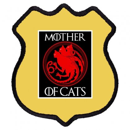 The Mother Cats Shield Patch Designed By Oktaviany