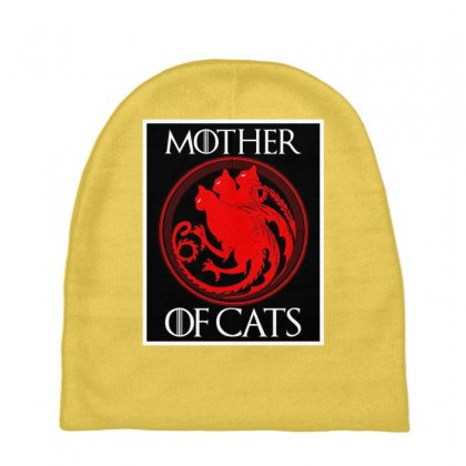 The Mother Cats Baby Beanies Designed By Oktaviany