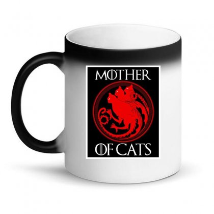 The Mother Cats Magic Mug Designed By Oktaviany