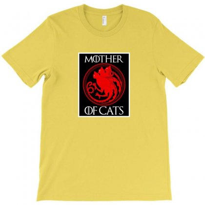 The Mother Cats T-shirt Designed By Oktaviany