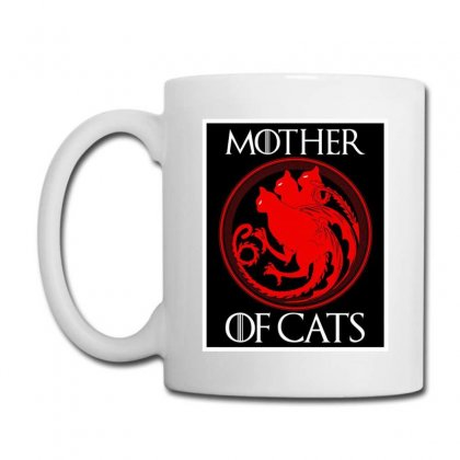 The Mother Cats Coffee Mug Designed By Oktaviany