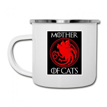 The Mother Cats Camper Cup Designed By Oktaviany