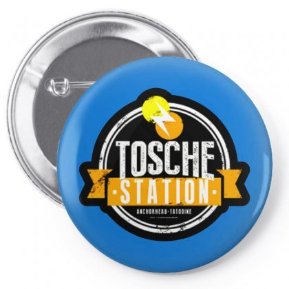 Tosche Station Merch Pin-back Button Designed By Oktaviany