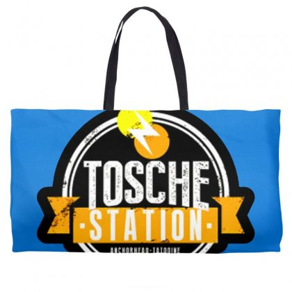 Tosche Station Merch Weekender Totes Designed By Oktaviany