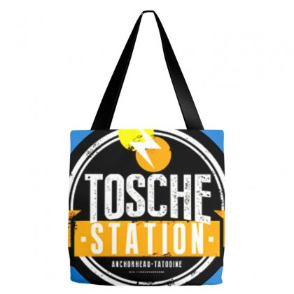 Tosche Station Merch Tote Bags Designed By Oktaviany
