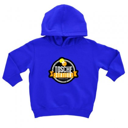 Tosche Station Merch Toddler Hoodie Designed By Oktaviany