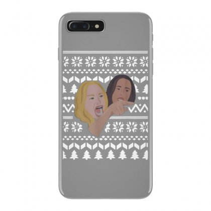 Woman Yelling At Cat Meme   Ugly Iphone 7 Plus Case Designed By Oktaviany