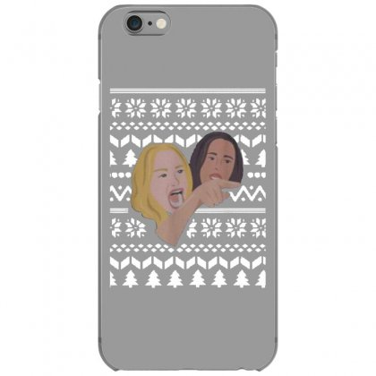 Woman Yelling At Cat Meme   Ugly Iphone 6/6s Case Designed By Oktaviany