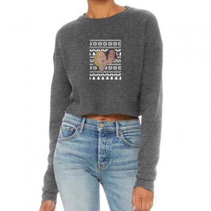 Woman Yelling At Cat Meme   Ugly Cropped Sweater Designed By Oktaviany