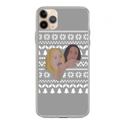 Woman Yelling At Cat Meme   Ugly Iphone 11 Pro Max Case Designed By Oktaviany