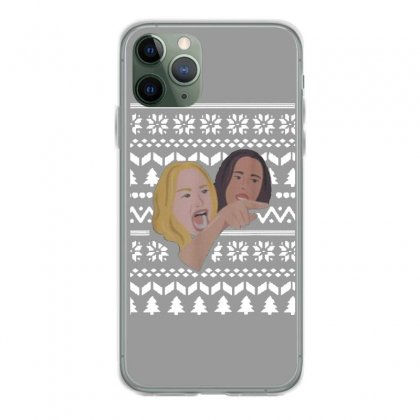 Woman Yelling At Cat Meme   Ugly Iphone 11 Pro Case Designed By Oktaviany
