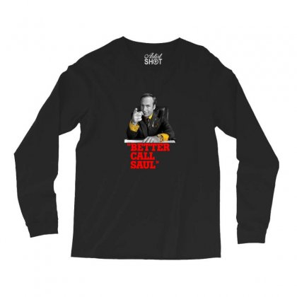 Better Call Saul Long Sleeve Shirts Designed By Oktaviany