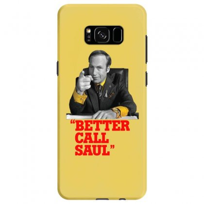 Better Call Saul Samsung Galaxy S8 Case Designed By Oktaviany