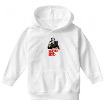 Better Call Saul Youth Hoodie Designed By Oktaviany