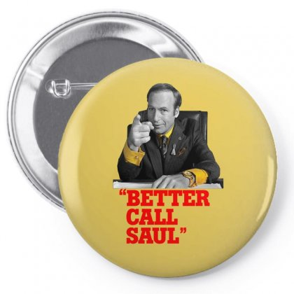 Better Call Saul Pin-back Button Designed By Oktaviany