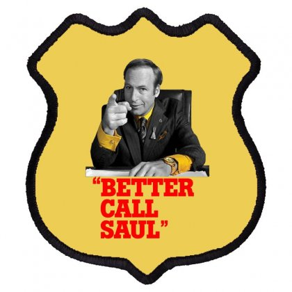 Better Call Saul Shield Patch Designed By Oktaviany