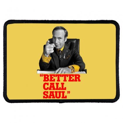 Better Call Saul Rectangle Patch Designed By Oktaviany