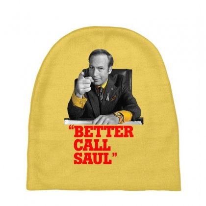Better Call Saul Baby Beanies Designed By Oktaviany