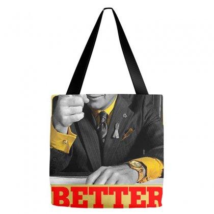 Better Call Saul Tote Bags Designed By Oktaviany