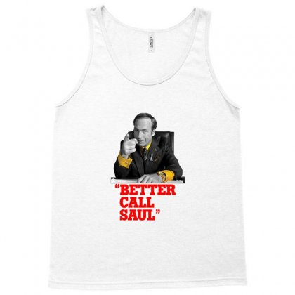 Better Call Saul Tank Top Designed By Oktaviany