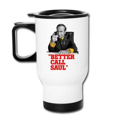 Better Call Saul Travel Mug Designed By Oktaviany
