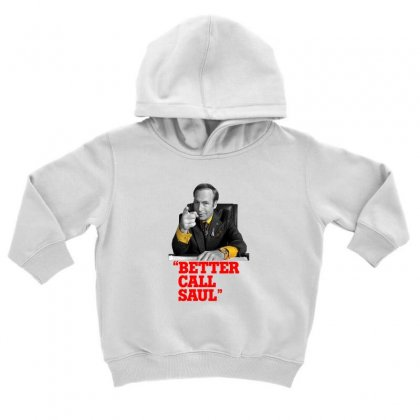 Better Call Saul Toddler Hoodie Designed By Oktaviany